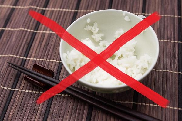【重要】糖質制限(炭水化物抜きダイエット)をする時の注意点