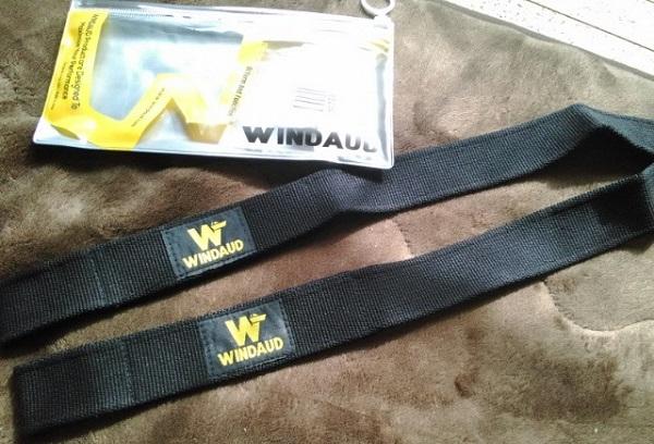リストストラップ(WINDAUD)を購入!レビュー