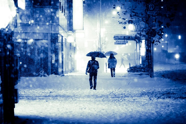 寒い冬こそ筋トレ(スクワット)で温まろう!