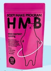 【HMB女性用】ピンク色でクマの絵柄のHMBって何ていう商品?