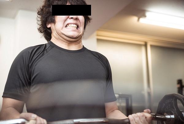 ネガティブトレーニングは筋肉痛が長引く