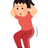 痩せるための筋トレはスクワット一択【ダイエット】